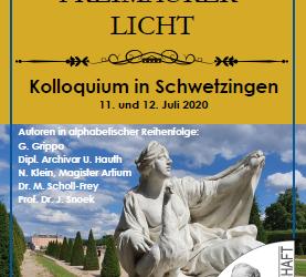 FML Kolloquium in Schwetzingen 11. und 12.07.2021