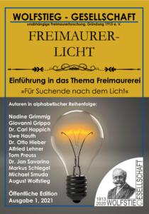 Einführung in das Thema Freimaurerei - Für Suchende nach dem Licht